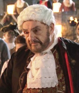 John Rhys-Davies as Charles Kemp in Beyond the Mask